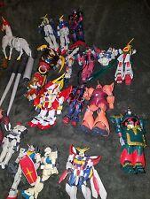 Mobile Suit Gundam Wing Figure Lot