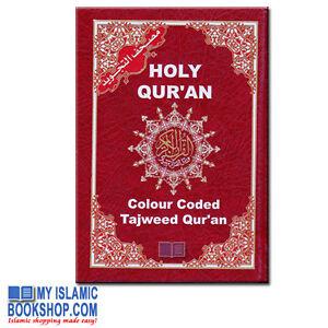 Tajweed-Quran-Colour-Coded-Pakistani-Indian-Script-Arabic-Koran-Dar-Al-Marifa