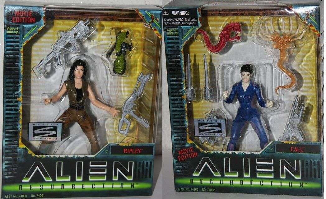 Alien Resurrection- Kenner -movie Edition Figurine choose  Ripley, Call