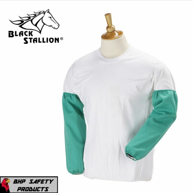 Stallion Kevlar Sleeves Welding Protective Gear Industrial Flame Resistant 1Pair