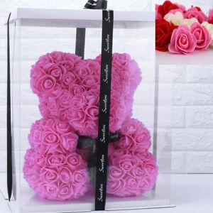 DIY-Rose-Ours-Fleurs-Sechees-Cadeau-Saint-Valentin-Cadeau-de-Fete-d-039-anniversaire