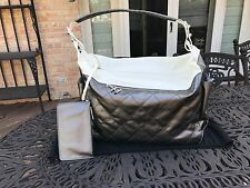 CHANEL Quilted Paris Biarritz Weekender w/tags