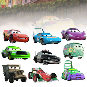 Disney-Pixar-Cars-3-2-Diecast-Jackson-Storm-McQueen-Sally-Truck-Metal-Car-Toy-FR