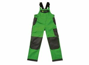 John Deere Kids Green Childrens Overalls