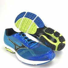 online store 883b9 fd63f item 4 Mizuno Mens Wave Sayonara 3 Black Blue Green Running Shoes Size 12 -Mizuno  Mens Wave Sayonara 3 Black Blue Green Running Shoes Size 12