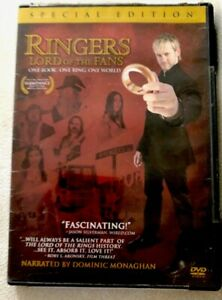 Ringers-Lord-of-the-Fans-DVD-2005-Factory-sealed-New