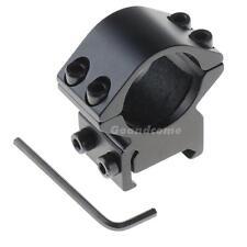 1pc 25.4mm Ring weaver Picatinny 20mm rail Mount For Rifle Scope&Flashlight JMHG