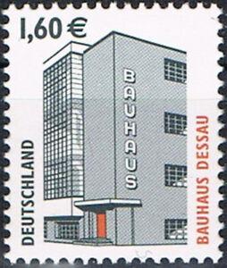 2302 ** Rfa 2002, Bauhaus, Dessau-afficher Le Titre D'origine Pour Assurer Une Transmission En Douceur