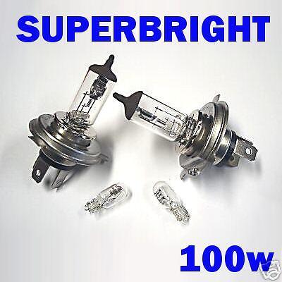 singolo HL SUPER Bright H4 100 90W CITROEN XSARA ZX /&