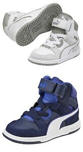 7792261087a Image is loading FW15-PUMA-REBOUND-STREET-SD-KIDS-SHOES-INFANT-