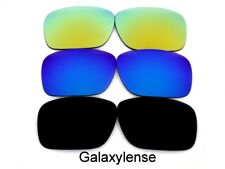 Replacement Lenses for Ray Ban Rb4165 Justin Black/blue/gold 54mm Polarized