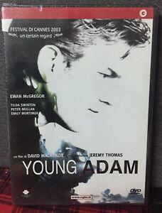 Young-Adam-DVD-Sigillato-Ewan-McGregor-Mackenzie-Cecchi-Gori-Fuori-Catalogo-N