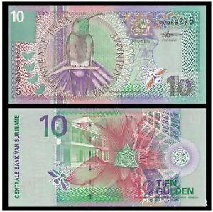 Suriname-10-Gulden-2000-PERFECT-UNC-10-2000