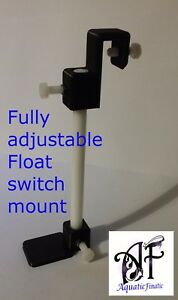 Details about Auto Top Up RO Float switch Marine Aquarium ATU Float Valve  holder bracket mount