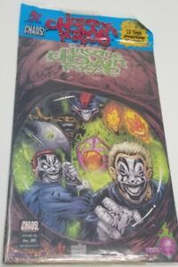 Insane Clown Posse - The Pendulum 12 CD & Comic Book SEALED twiztid dark lotus