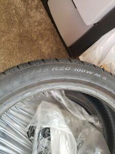 2-Pirelli-w270-winter-sottozero-serie-ii-P235-45R20-100W-m-s-winter-tires-Read