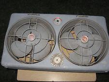 Vintage Antique Deco Steampunk General Electric GE Dual Directional Window Fan