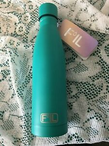 New-Turquoise-Stainless-Steel-17oz-Water-Bottle-Double-Wall-Vacuum-Insulated