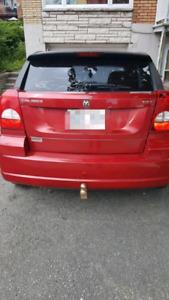 2008 Dodge Caliber Non Pas De Garniture