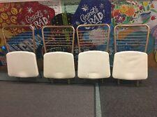 Remarkable Vintage Cosco Avocado Green Metal Folding Chairs Midcentury Creativecarmelina Interior Chair Design Creativecarmelinacom