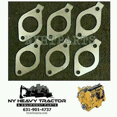 1095313 X6 Gasket Exhaust Manifold Replacement Caterpillar 3406E C10 C12 2KS CAT