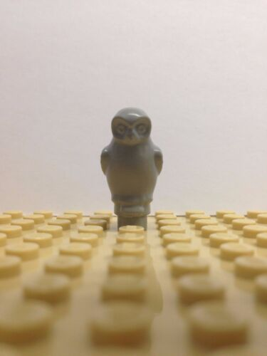 LEGO Owl Rounded Features Light Bluish Grey 40232