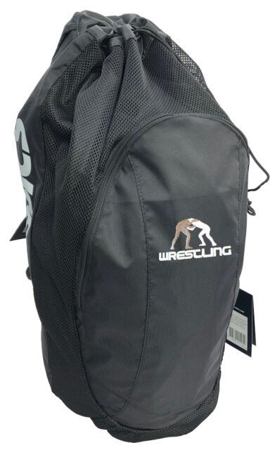 ASICS Athletic Drawstring Wrestling Gear Bag Backpack Rucksack ASICS ZR307