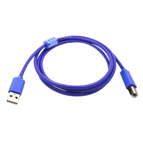 USB Printer Cable Scanner Cord Lead For Canon Pixma MG5750 MG7550 MG5220 MG5550