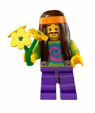 LEGO #8831 Mini figure Series 7 HIPPIE