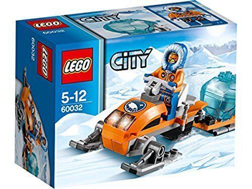 LEGO City 60032  Arctic Snowmobile - Brand New