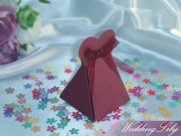 Bomboniere Favour Boxes Boxes Boxes for Wedding, Engagement, Parties & All Occasions 77491a