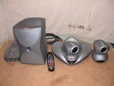 Polycom Vsx 7000 Video Conferencing System Camera Speaker Subwoofer Speaker Mic