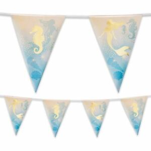 4m-Foil-Mermaid-Bunting-Banner-Garland-Mythical-Party-Decoration
