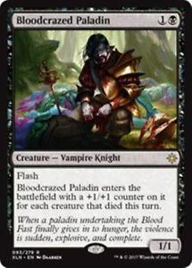 4x Bloodcrazed Paladin MTG Ixalan NM Magic Regular