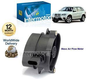 For Bmw X5 218bhp E70 235bhp 3 0td 2003 2008 Air Mass Sensor Meter