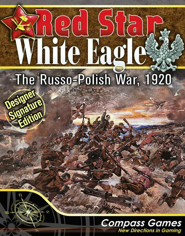 rot Star Weiß Eagle - The Russo-Polish War, 1920, NEW