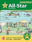 All Star Level 3 Teacher's Edition by Linda Lee 9780077197308 Paperback 2010