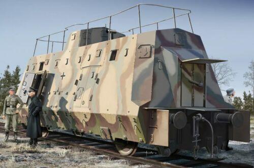 German Kommandowagen Of Bp-42 1:72 Plastic Model Kit HOBBY BOSS