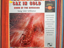 "LP 12 "" SAX IN GOLD - Tony ""Sax"" Williams - NM/MINT - NEUF - Sonopresse 66000"