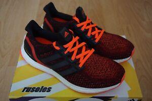 95cc7c1baa78c Adidas Ultra Boost 2.0 Solar Red Core Black Gradient AQ5930