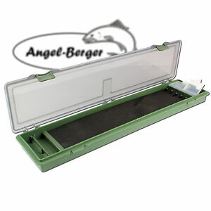 Angelsport Modestil Angel Berger Rig Wallet Vorfach Box Rig Board Freigabepreis