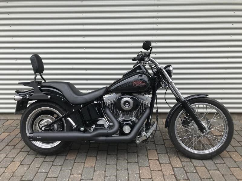 Harley-Davidson, FXSTI Softail Standard, ccm 1450