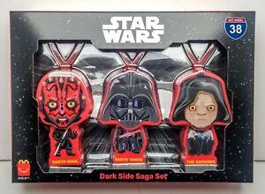 2019 McDonalds STAR WARS Rise of Skywalker Toys DARK SIDE SAGA Set