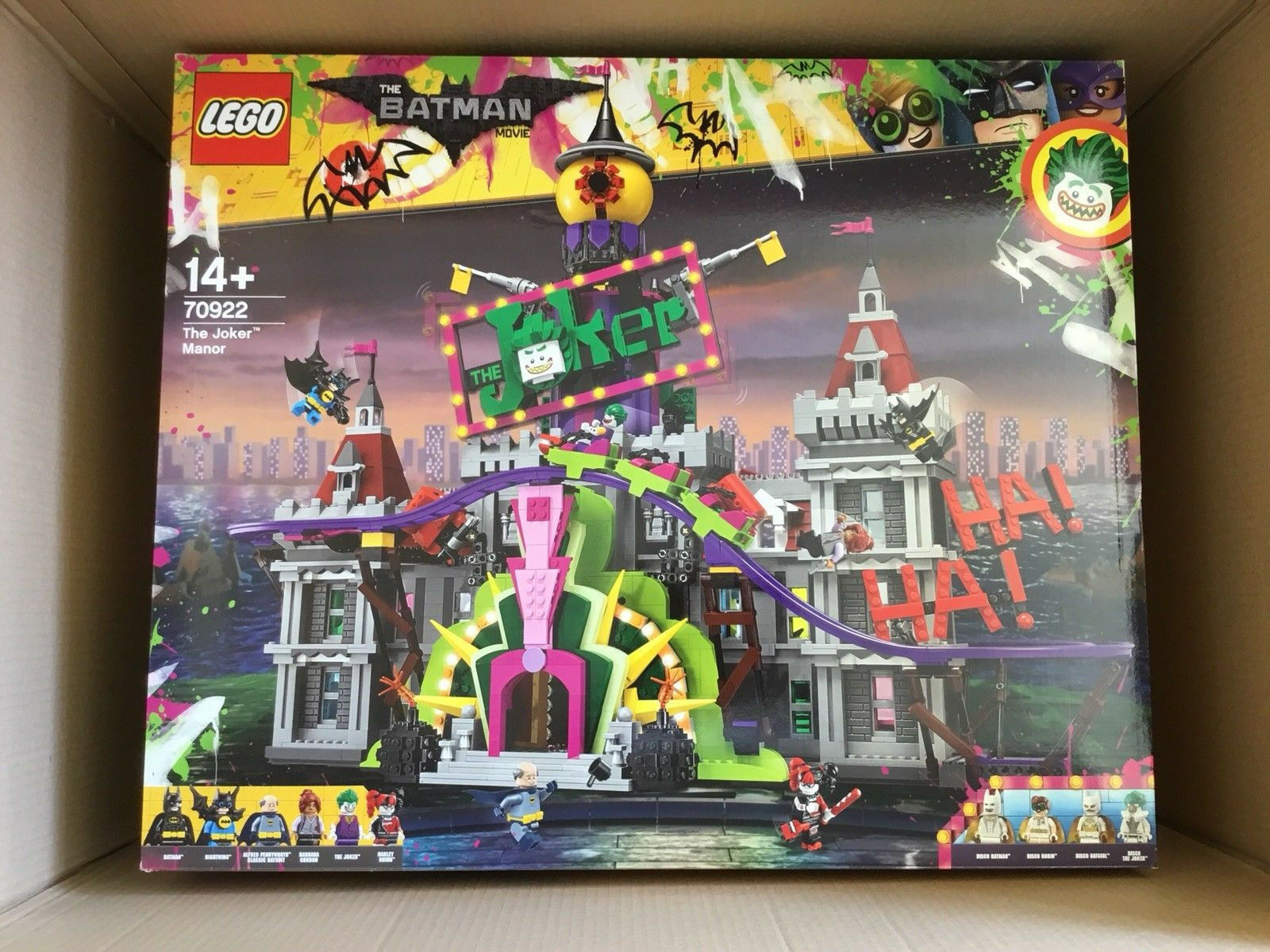 Très, la surprise vous attend Lego Lego Lego 70922 BatFemme Le Joker Femmeor 2017 BatFemme Film New 571840