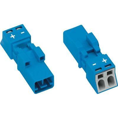 2pz alloggiamento in plastica arancione maschio connettore termocoppia tipo K