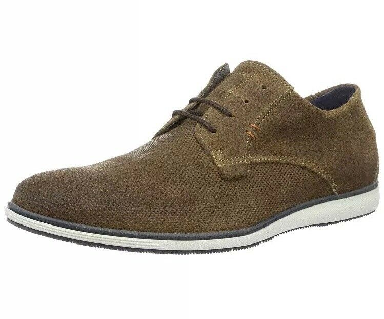 Mustang Men's 4895-302-3 Derbys, Brown (3 brown), 7.5 EU