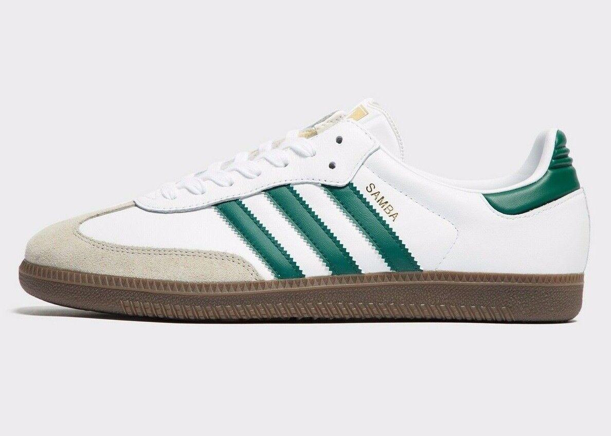 Auténtico Exclusivo Adidas Originals Samba og ® (tamaño de de de Reino Unido 7 EUR 40.5 2018   3cd0a1