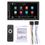 7-034-2-Din-Car-Bluetooth-Radio-FM-Stereo-MP5-Player-Mirror-Link-USB-Aux-Input-TF thumbnail 2