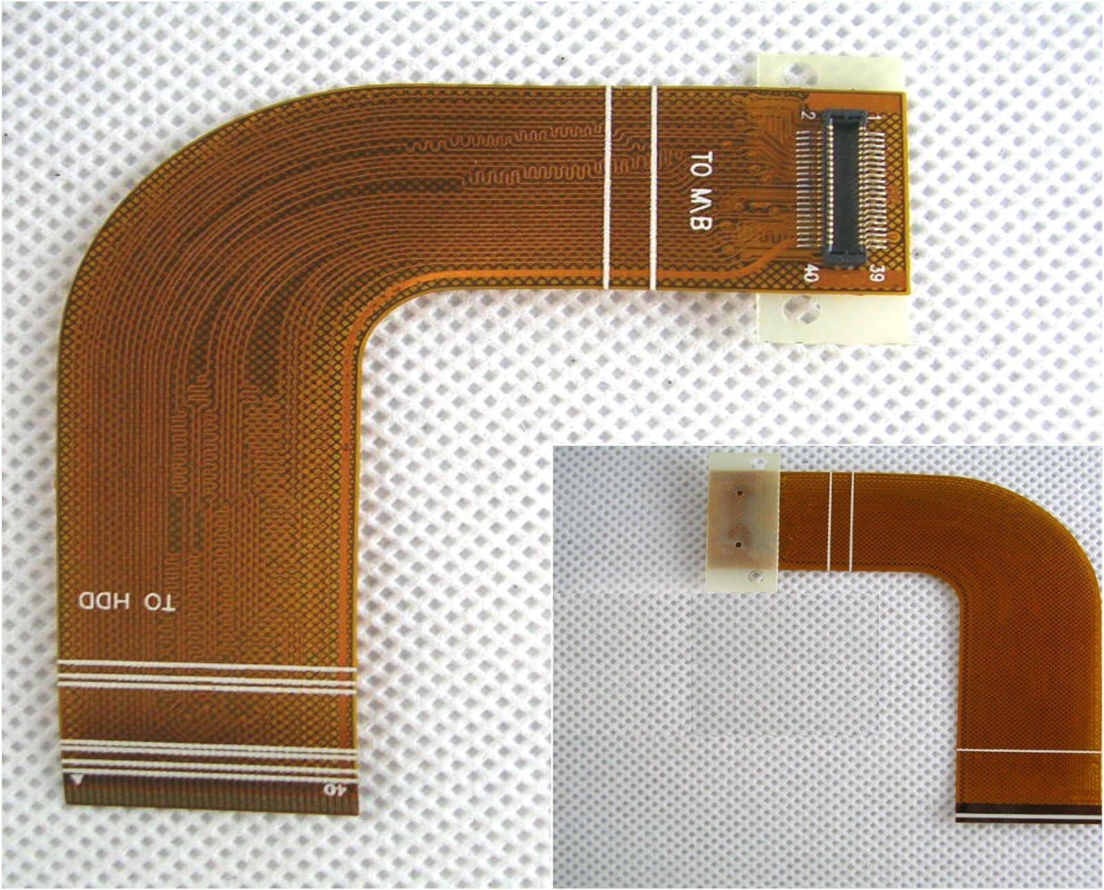 Cable HJ178 D430 Hard Drive Bracket Complete W Rubber GJ277 Dell Latitude D420