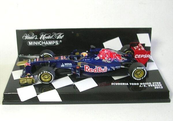 Quand tu fête la nouvelle année, année, année, je suis heureux. Scuderia Toro Rosso STR8 Numéro 18 J.E.Vergne Formule 1 2013 | Les Produits De Base Sont  2812d3